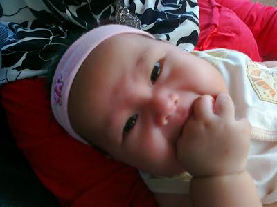 baby yang comel