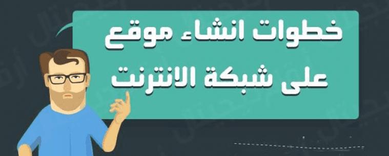 خطوات بناء موقع إلكتروني على أسس سليمة