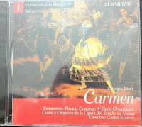Bizet, Georges (1838-1875) Carmen. [Madrid]  Alfadelta 2001.