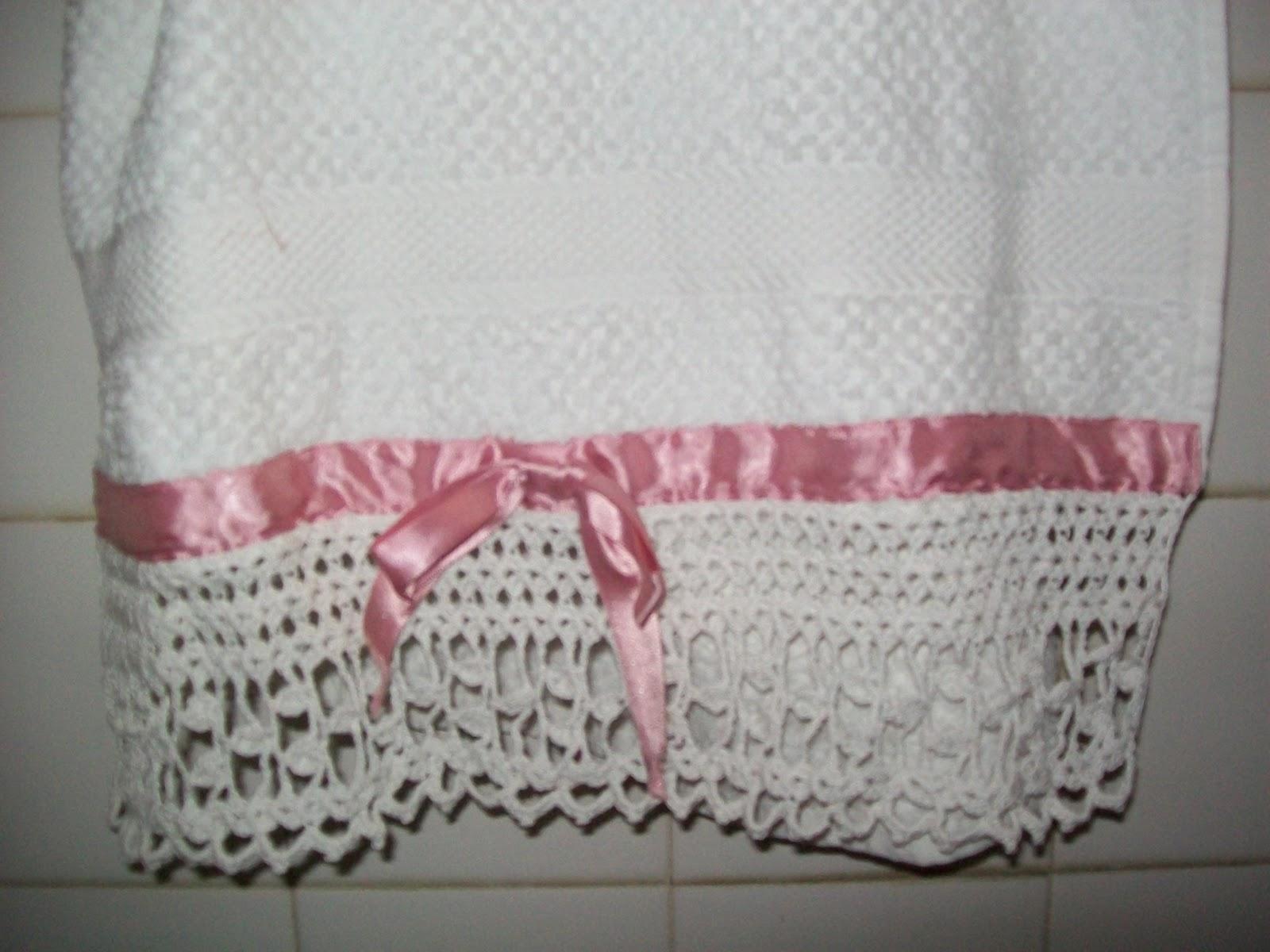 Toallas De Tejido En Crochet