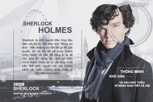 Sherlock Holmes Thời Hiện Đại 3 - Image 1