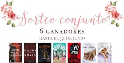 ¡¡Sorteo de 7 libros!!