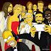 El Selfie de los Oscars.. al estilo Simpsons