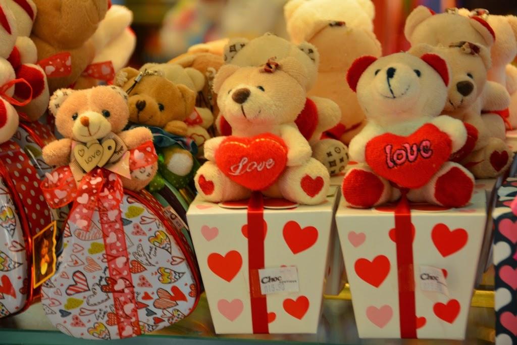 Suria KLCC love bear