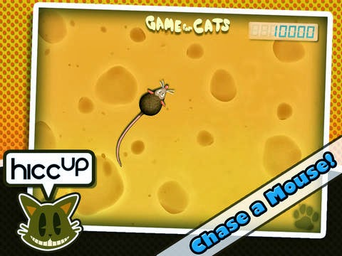 Game for cats, kucing menangkap tikus