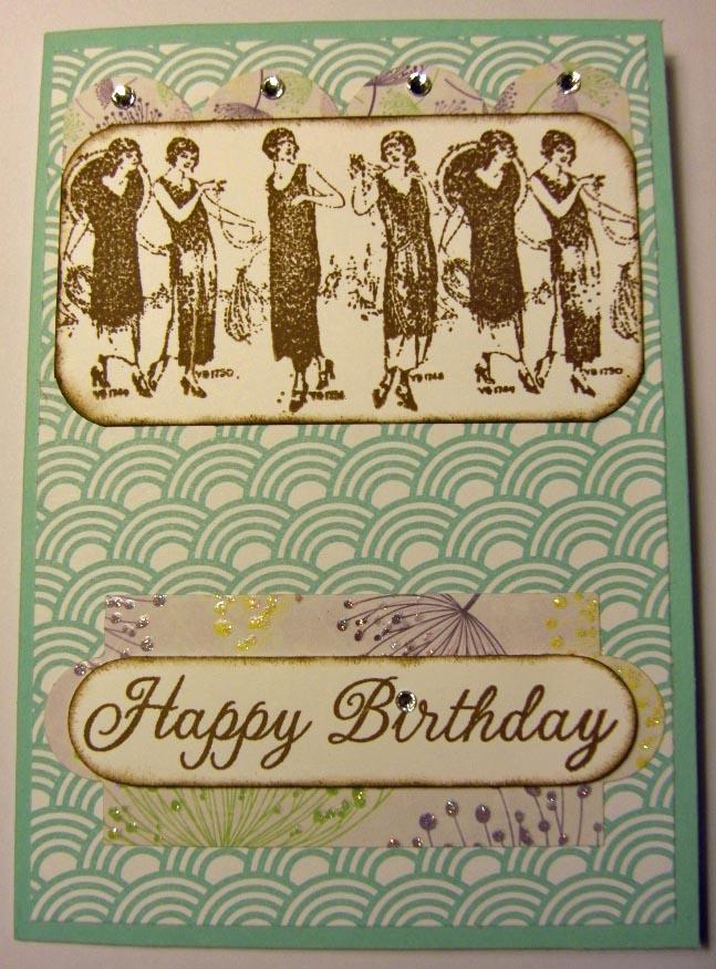 Engelart Birthday Card
