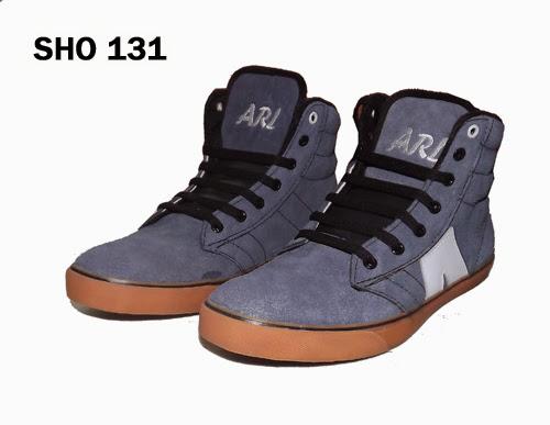 Jual Sepatu Kulit Tinggi – SHO 131