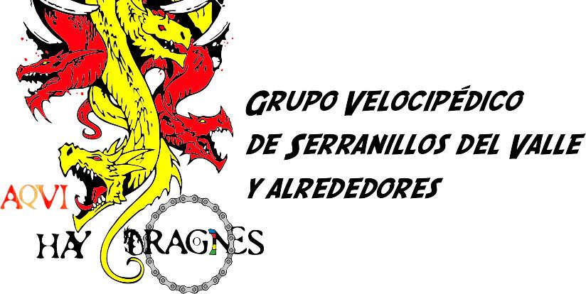 """GRUPO VELOCIPÉDICO """"AQUÍ HAY DRAGONES"""""""