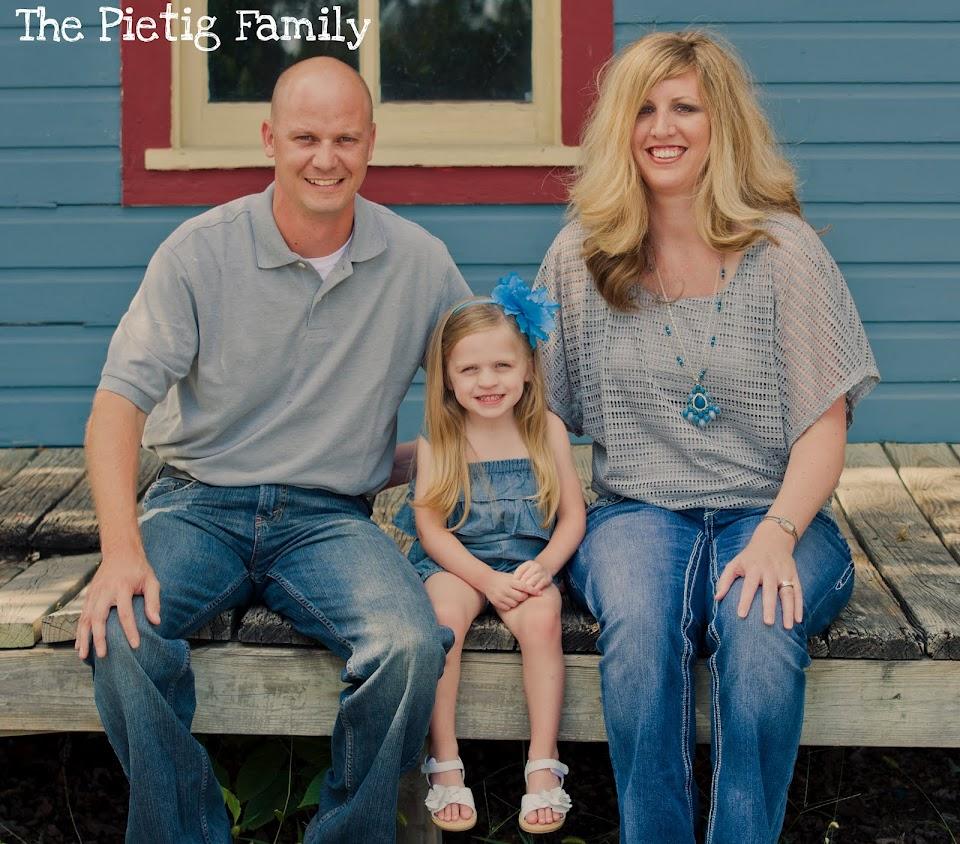 The Pietig Family