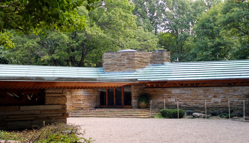 Like Us They Love Touring Any Building Designed By Frank Lloyd Wright So We Decided To Visit Kentuck Knob One Of Two Structures In The Area