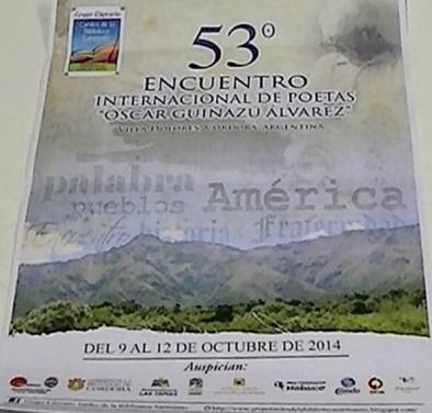 53° Encuentro Internacional de Poetas