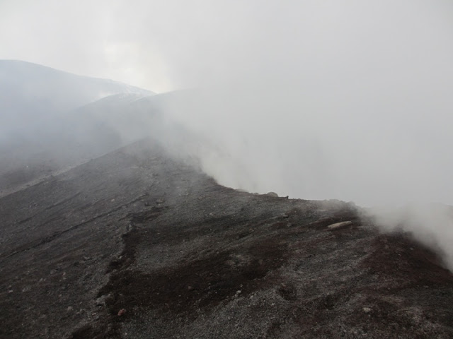 Ascension al Etna