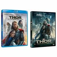 Thor: El Mundo Oscuro, a la venta el 26 de Febrero en DVD y Blu-Ray