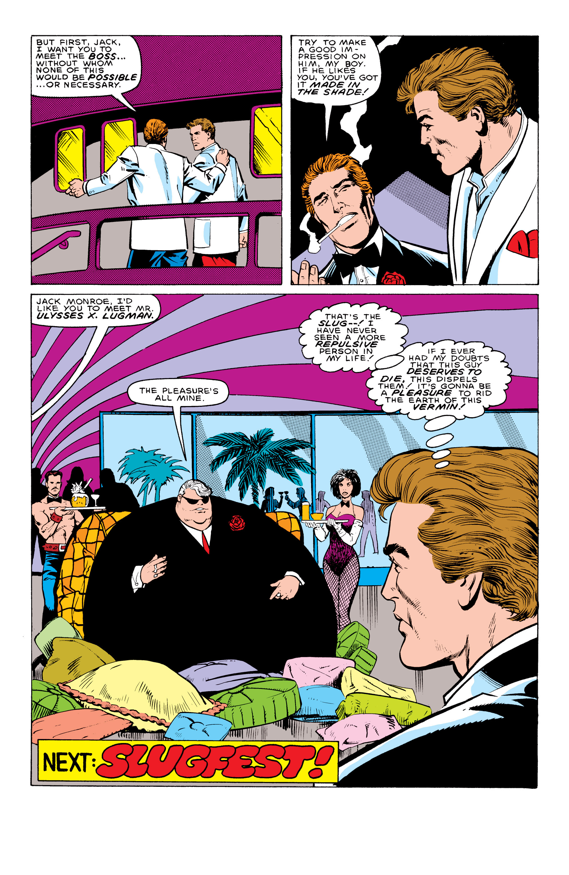 Captain America (1968) Issue #324 #253 - English 23