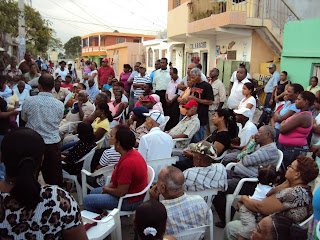 Alcaldía Serie 23 inicia Asambleas Barriales del Presupuesto Participativo 2011.