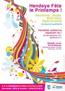 Hendaye Fête le Printemps 2013