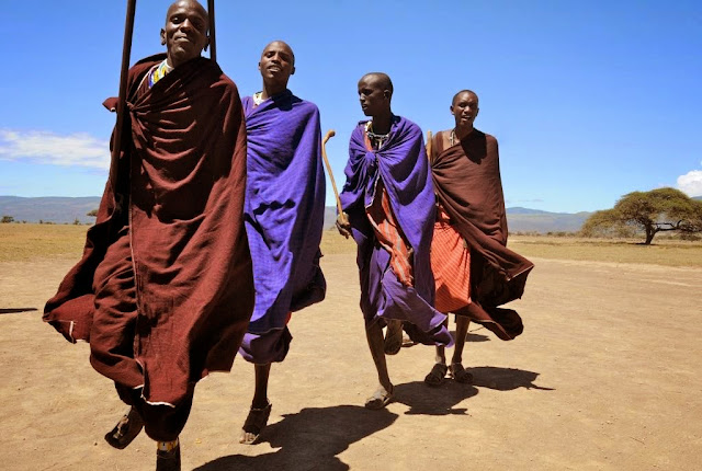 THE MIGHTY JUNGLE: LUXE SAFARI IN TANZANIA