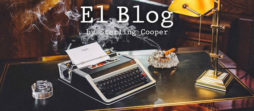 El Blog by Sterling Cooper BCN