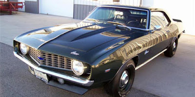 Camaro ZL 1 – 1969