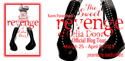 Revenge of Celia Door Blog Tour