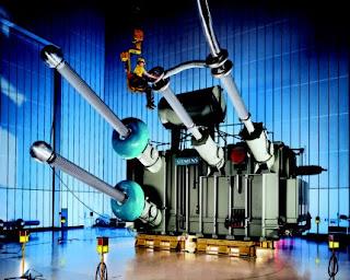 Siemens Ligne HVDC
