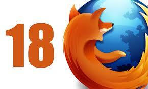 Firefox 18 - tecnogeek.es