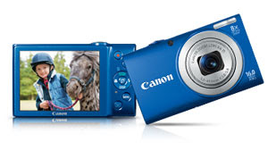 Canon PowerShot A4000IS Video Recording