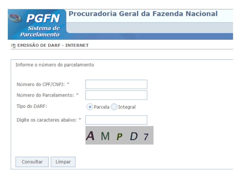 SISPAR - PGFN
