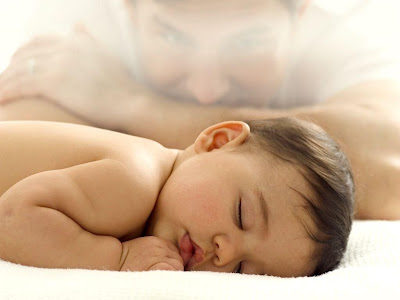 Cute baby sleeping picture hd download freely