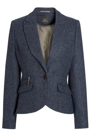 Next Premium Wool Jacket