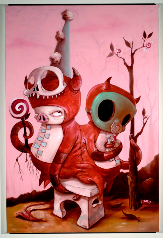Kathie Olivas parasitic haze