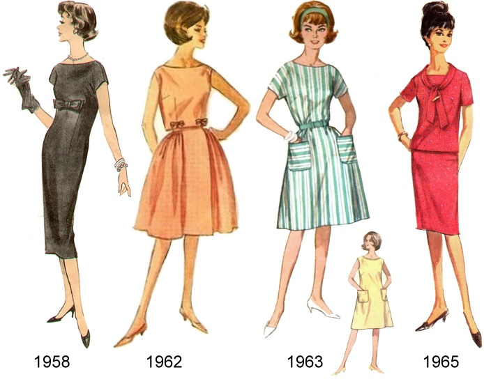 1950s Fashions - Fifities Web 21
