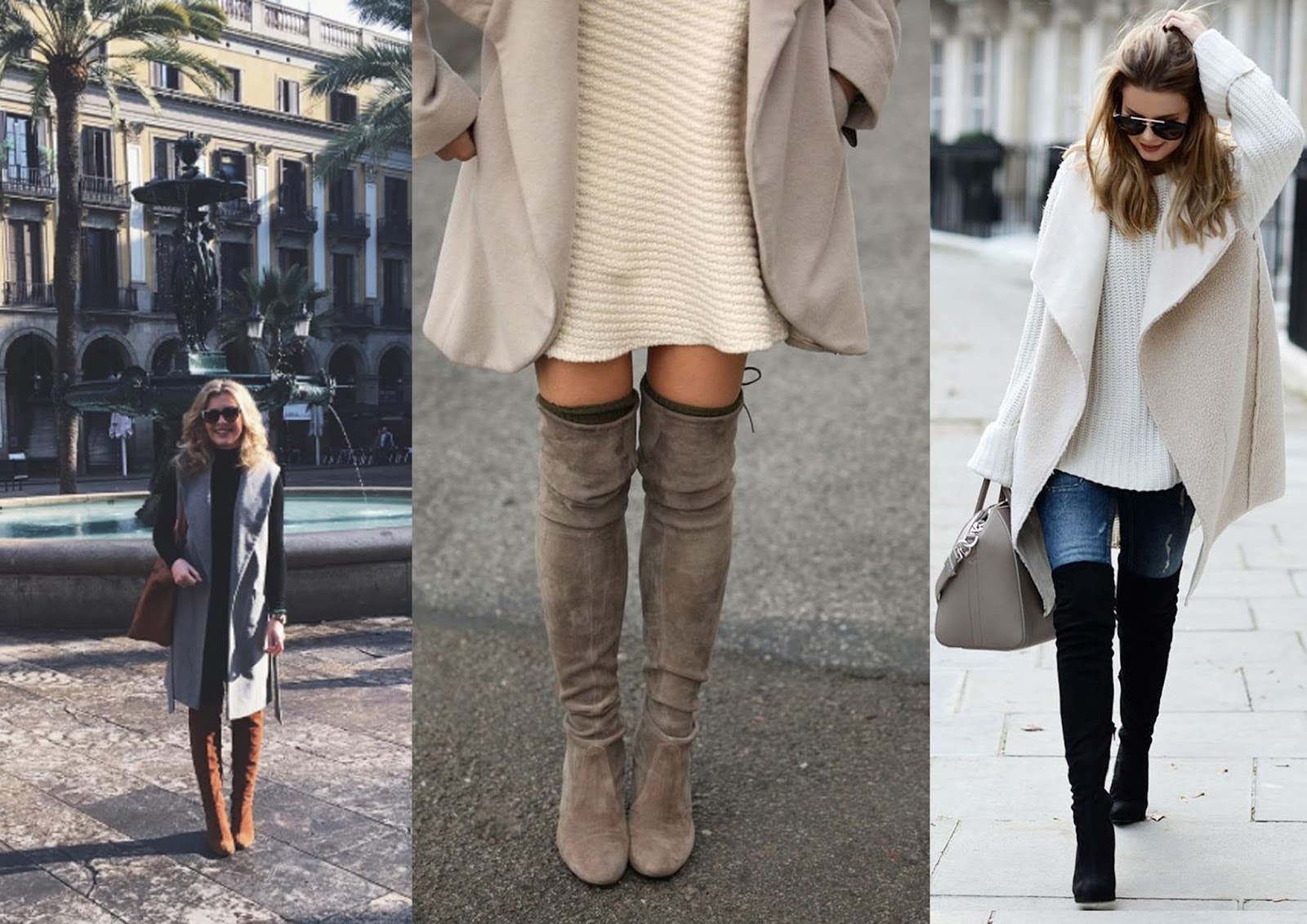 cocoa may how to wear knee high boots