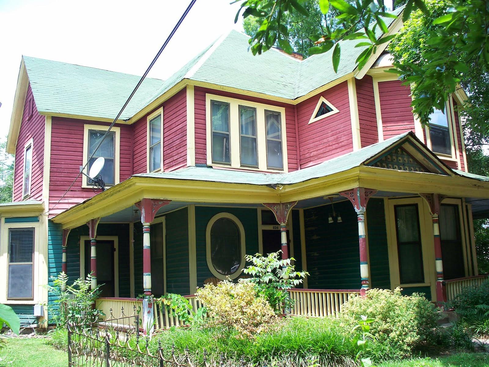 826 N Main Street, Salisbury NC ~ Circa 1900 ~ $65,000