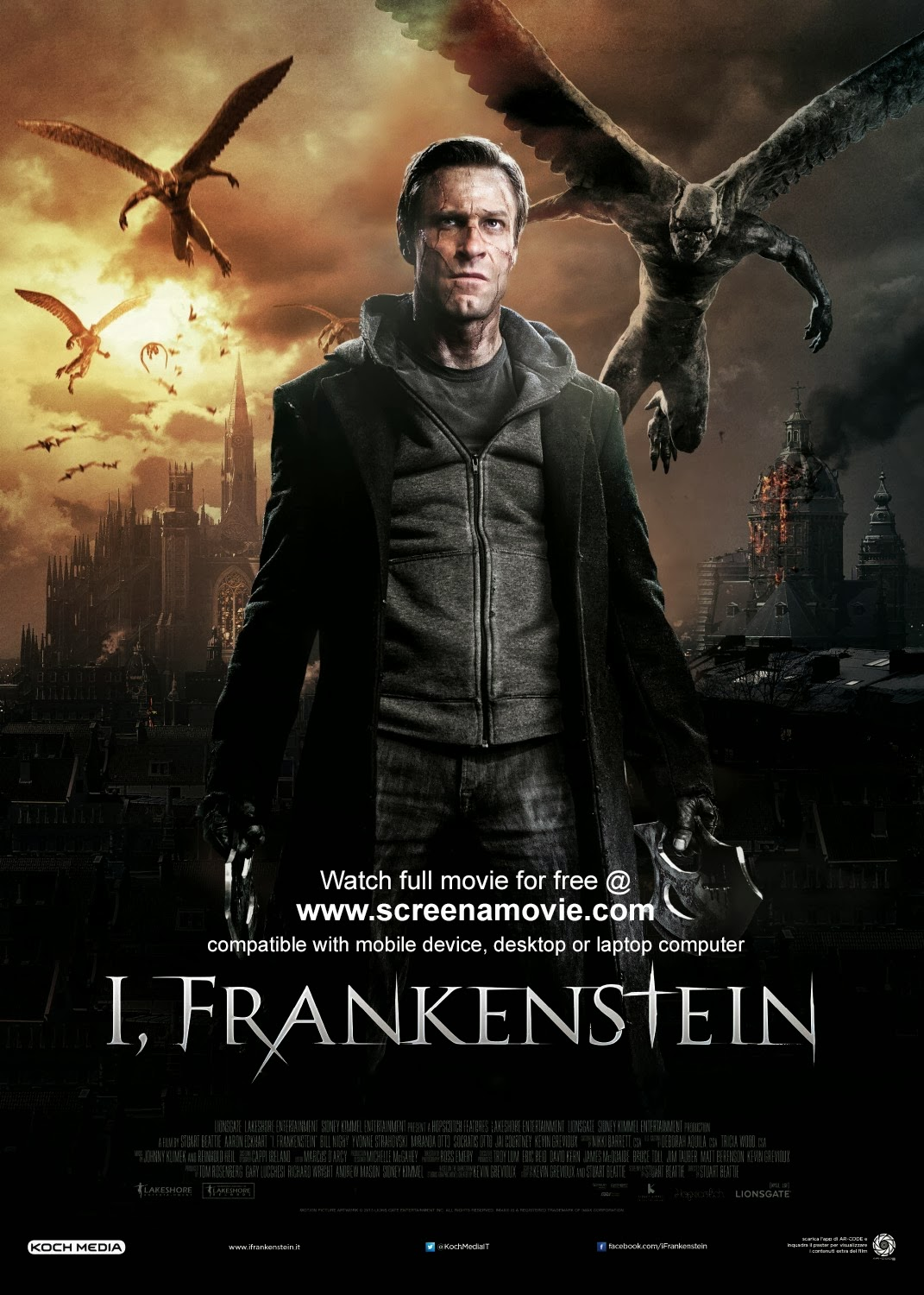 I, Frankenstein_@screenamovie