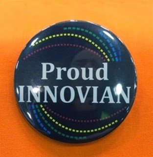 "Proud to be an ""Innovian"""