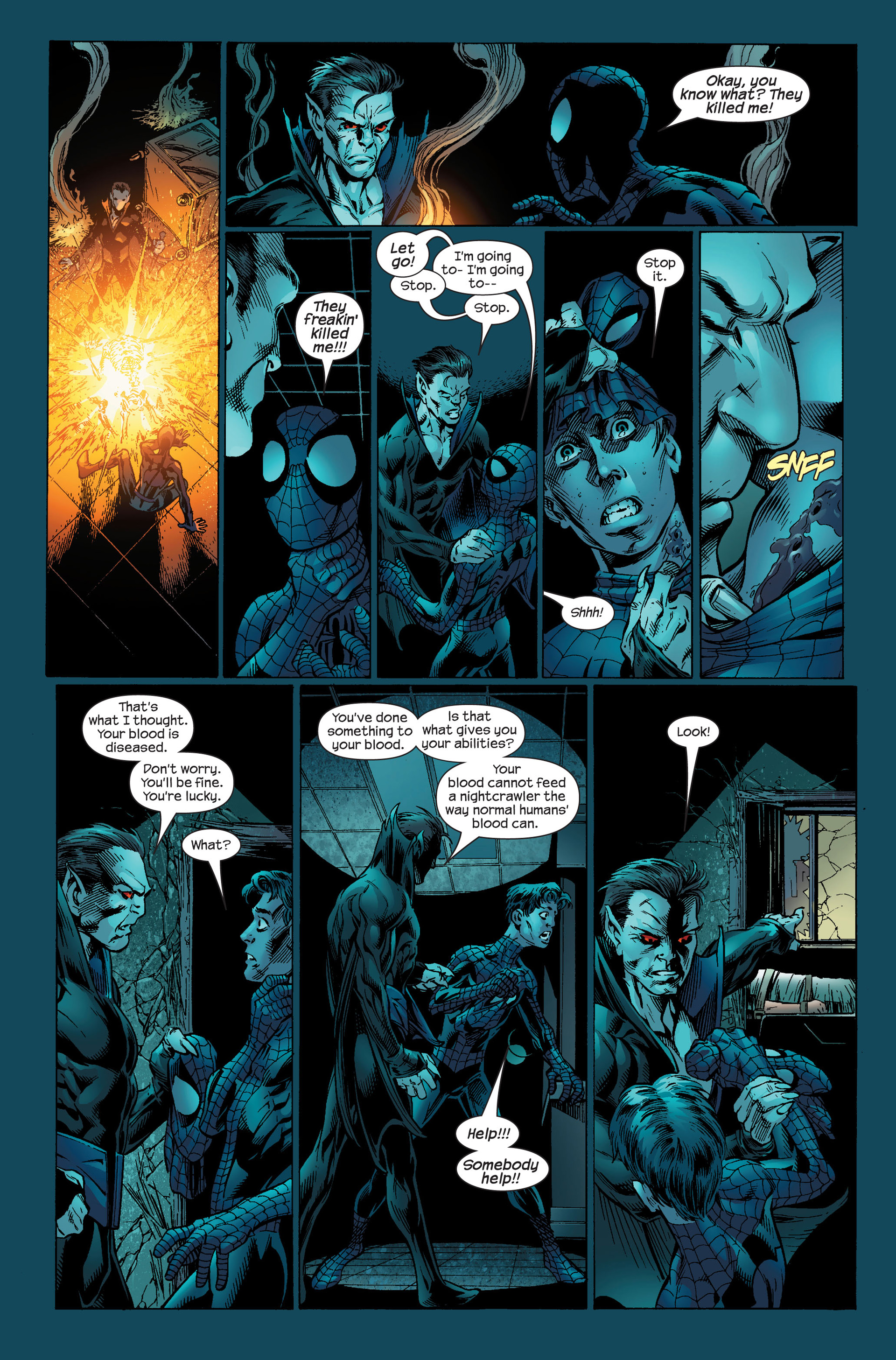 Ultimate Spider-Man (2000) Issue #96 #100 - English 18