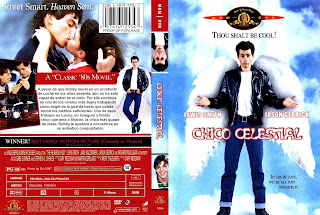 Cover, dvd, caratula: Chico celestial | 1985 | The Heavenly Kid