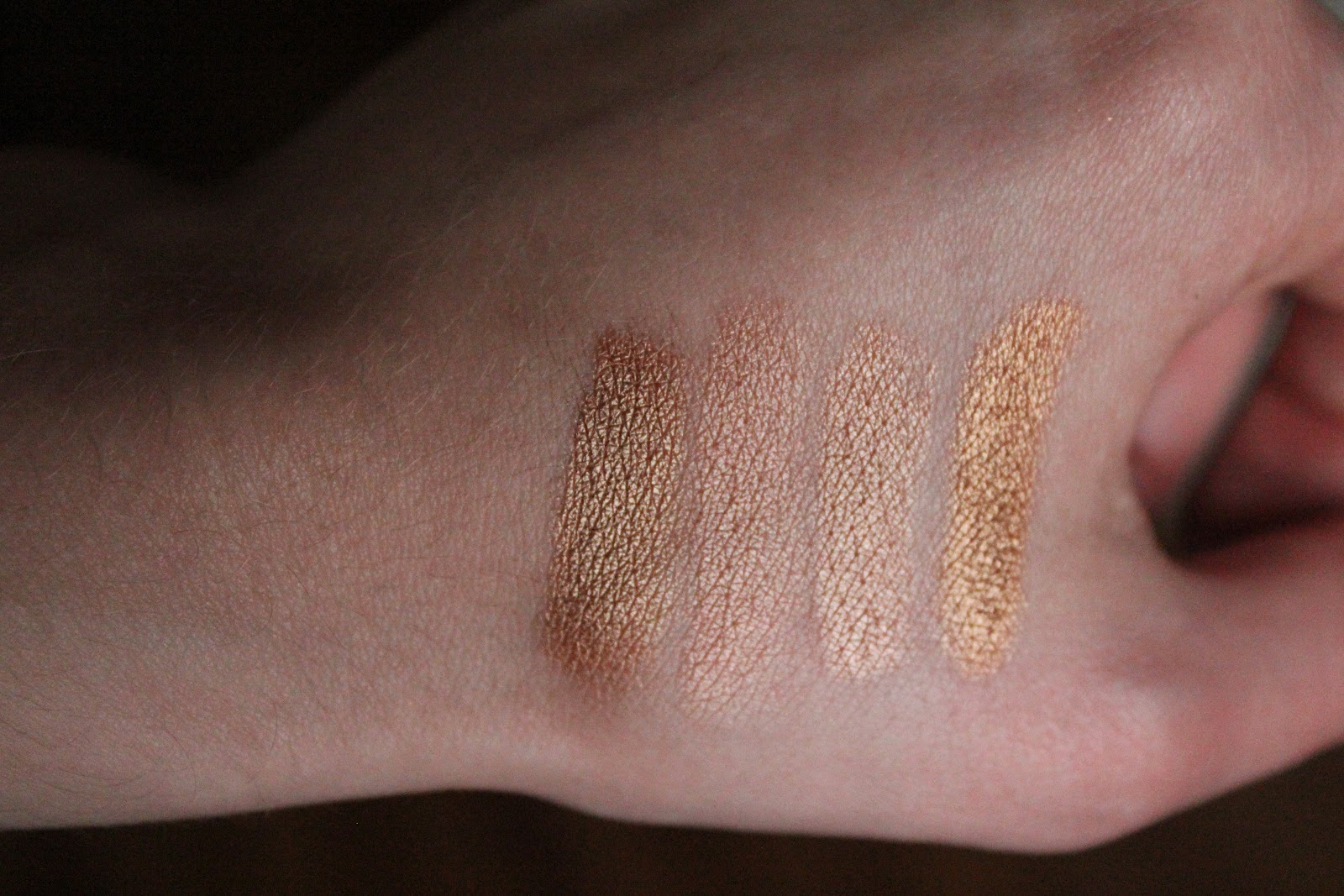 Mac all that glitters and woodwinked
