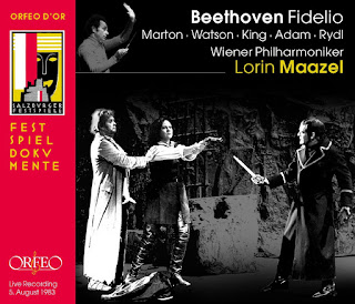 CD REVIEW: Ludwig van Beethoven - FIDELIO (ORFEO C 908 152)