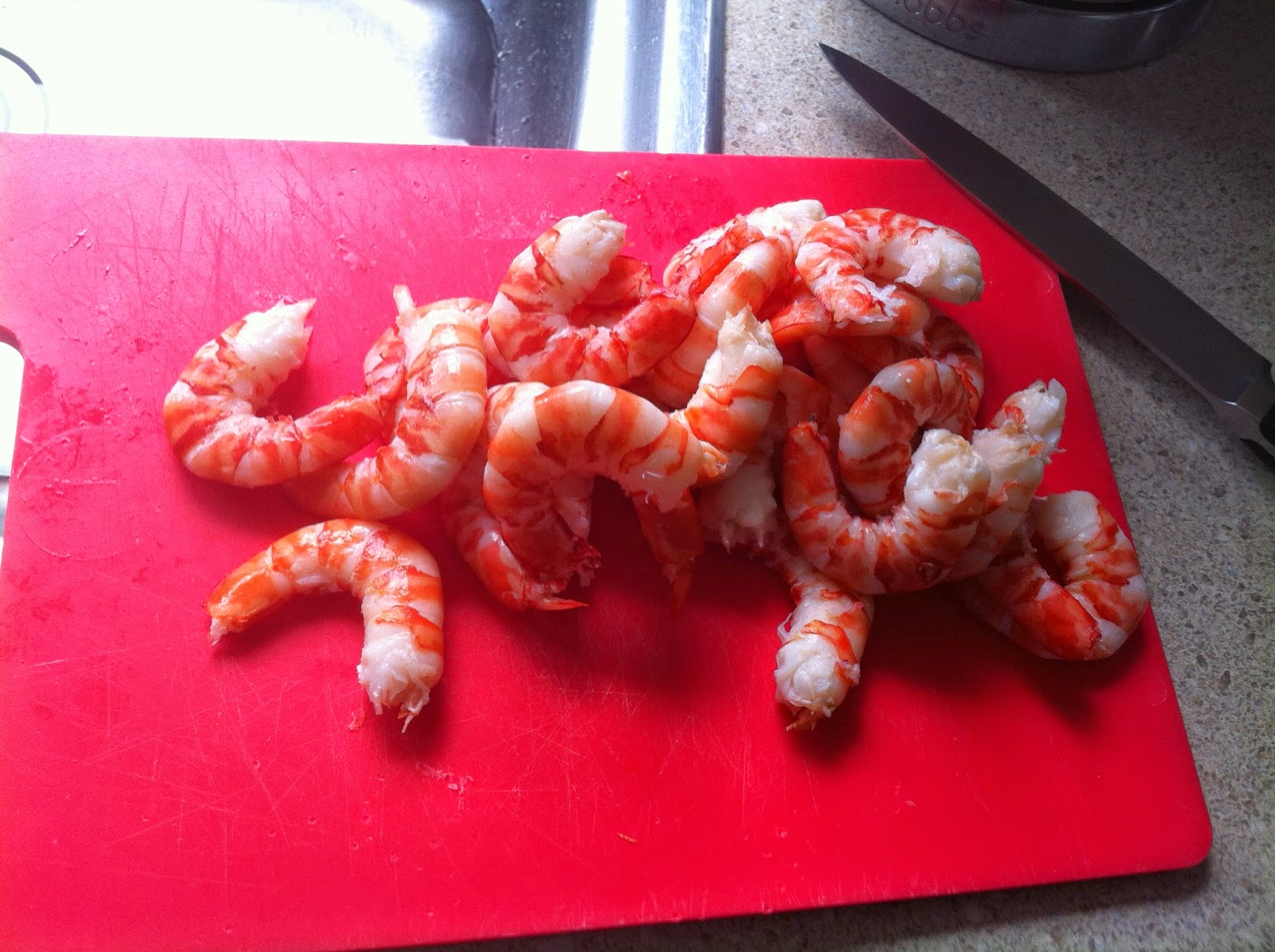 how to cook mayonnaise prawn