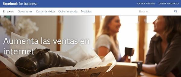 facebook para negocios