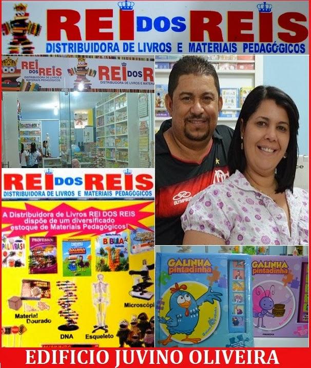 DISTRIBUIDORA DE LIVROS REI DOS REIS