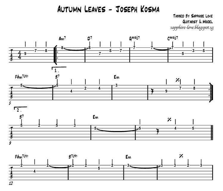 jazz guitar tab books Chord Melody Guitar Music 4907833 ...