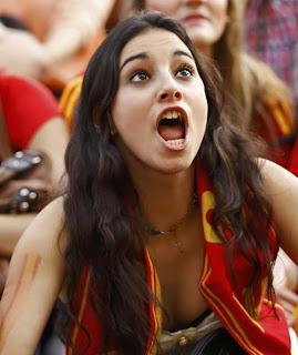 Sexe avec des filles espagnoles