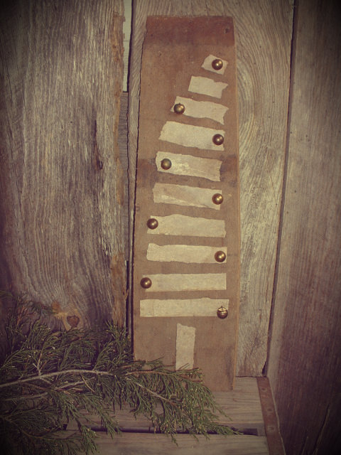 primitive christmas decor and needfuls - Primitive Christmas Decor