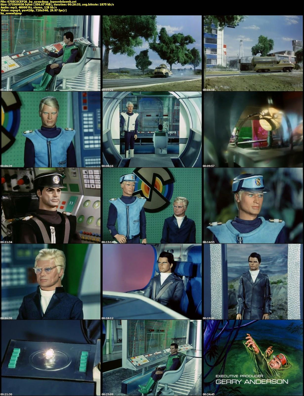 [Serie] El Capitán Escarlata [1967] [DVDRip] [Subtitulada]