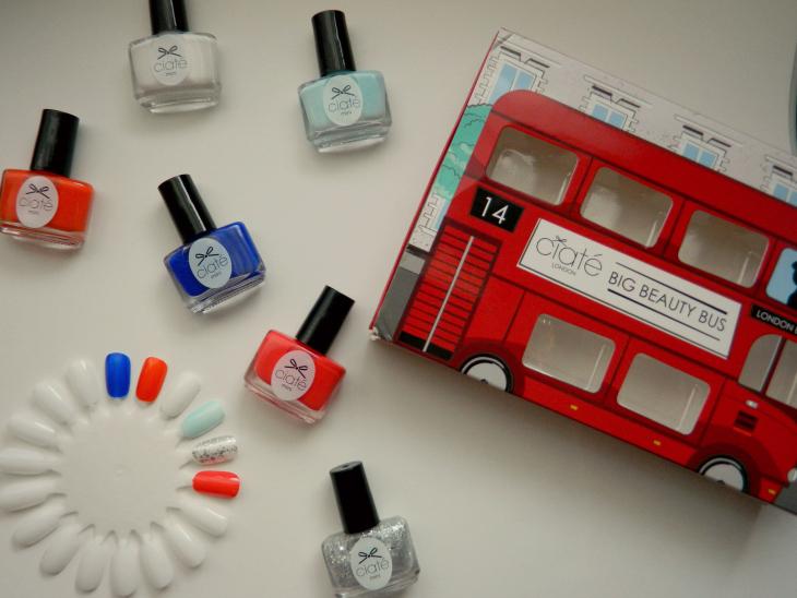 Love From Lisa Ciate Big Beauty Bus