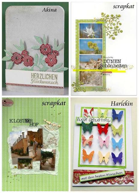 Material der Woche | Motivstanzen | www.danipeuss.de