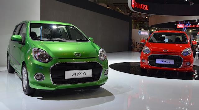 daihatsu+ayla+indonesia Perbedaan Ayla dan Agya Mobil Murah Terbaru 2012